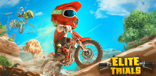 Elite Trials is the best new bike trial game! Download now!