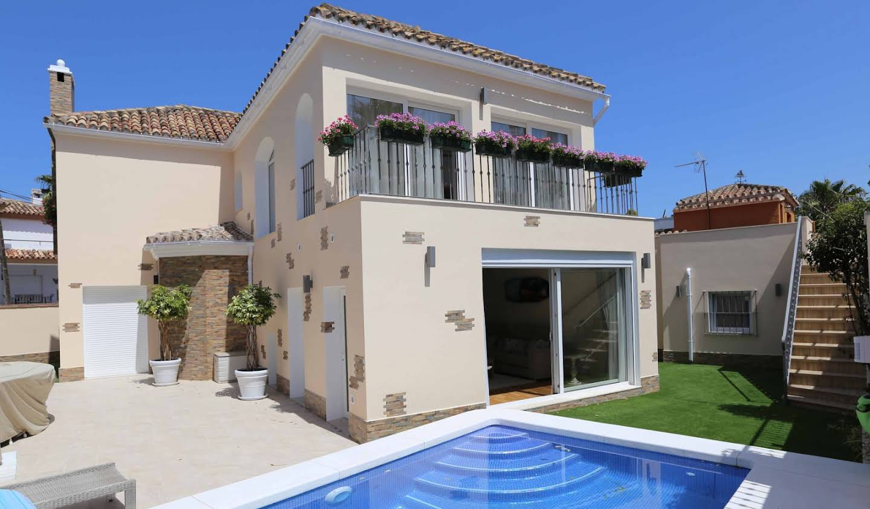 Maison avec piscine San Pedro Alcántara