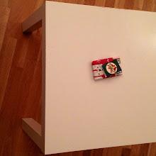 Photo: og litli pakkinn