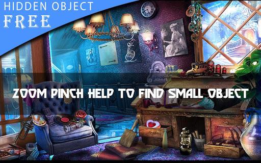 Hidden Object Game : Treasure Hunter  captures d'écran 2