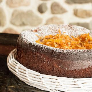 Orange Cake Passover Recipes