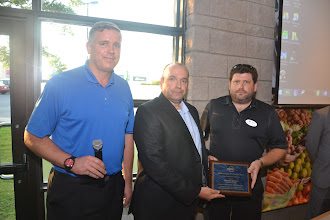 Photo: ASHRAE Region 2 Technology Award - Frank Bann