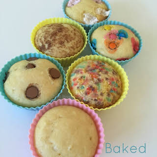 Baked Pikelet Muffins.