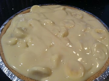 Karla's Banana Cream Pie Recipe