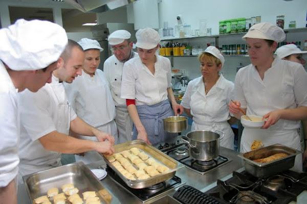 Training Center Slava Raskaj Project From Experience To Work V