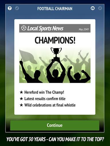 Football Chairman - Build a Soccer Empire 1.5.2 screenshots 10