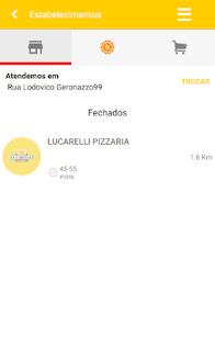 Lucarelli Pizzaria - náhled