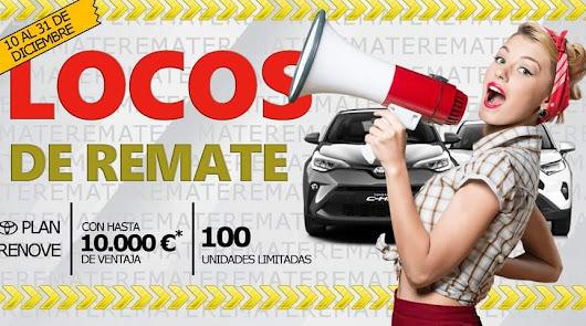 En Toyota Almería, el mejor precio garantizado en la gama híbrida