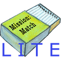 Mission Match Lite icon