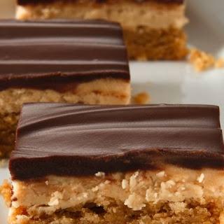 Layered Peanut Butter Bars
