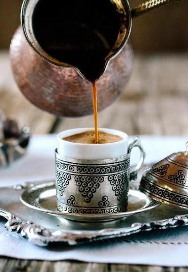 How To Make Turkish Coffee Recipe