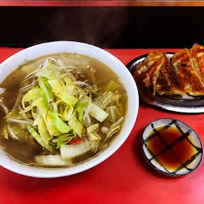 孤独のグルメ シーズン7 / 群馬県下仁田町の餃子とタンメン /  大衆食堂 一番