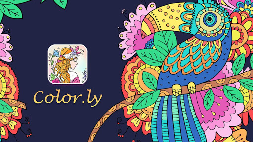 Color.ly - Number Draw, Color by Number  Wallpaper 14