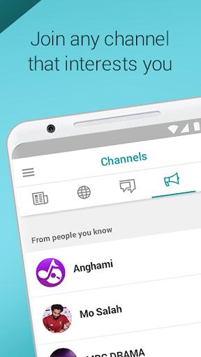 Sila: Trending, Personalized & Social Content  screenshots 5