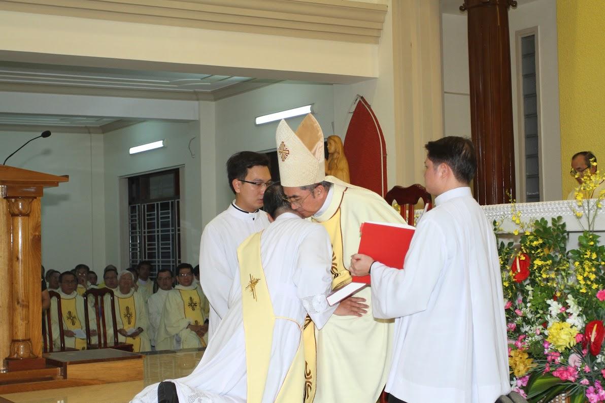 Lễ Phong Chức Phó Tế tại Toà Giám Mục Nha Trang - Ảnh minh hoạ 23
