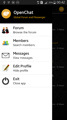 OpenChat: Global Chat Forum