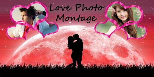 Love Photo Montage