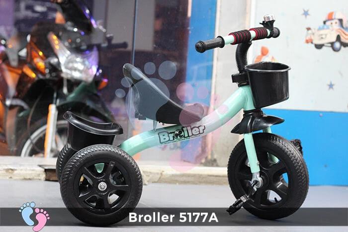 Xe đạp ba bánh cho bé Broller XD3-5177A 2