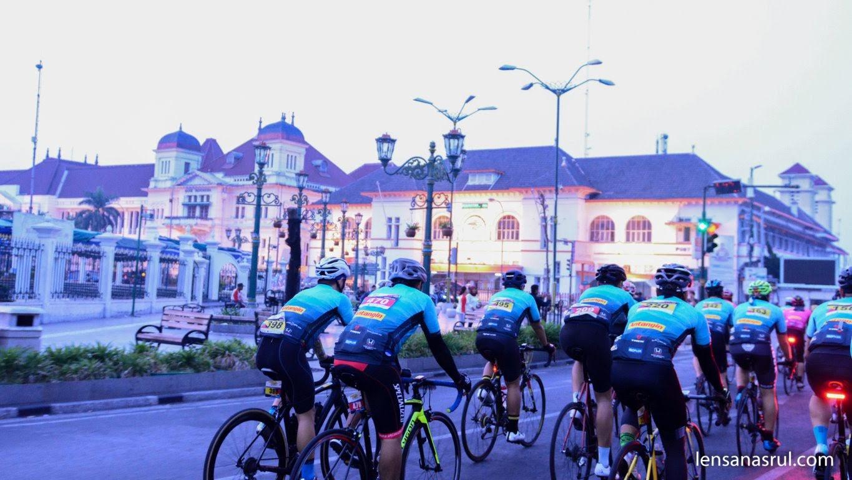 Rute di lewati TDA 2018 titik nol kilometer Yogyakarta