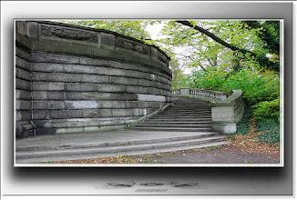 Foto: 2010 11 13 - R 10 10 24 031 - P 108 - Aufgang zur Brücke