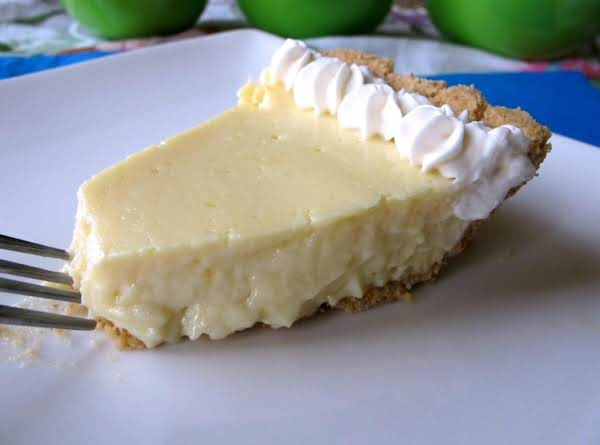 Easy Key Lime Pineapple Pie