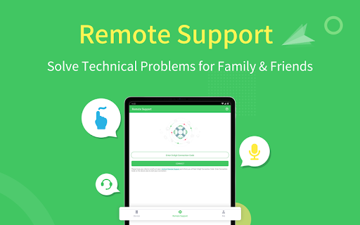 AirMirror: Remote support & Remote control devices android2mod screenshots 9