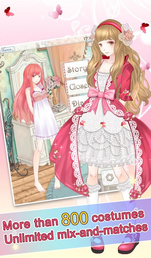 Nikki UP2U: A dressing story - Android Apps on Google Play