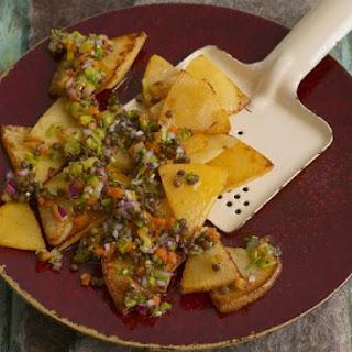 Swede and Lentil Salad