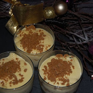 White Chocolate and Gingersnap Tiramisu