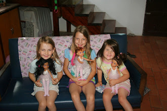 Photo: Her sisters got some too :)