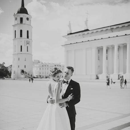 Wedding photographer Daina Diliautiene (DainaDi). Photo of 23.02.2018