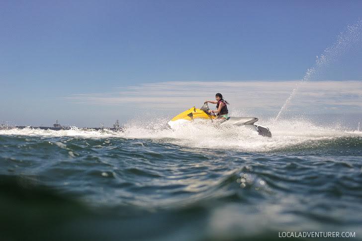 Luxury Jet Ski San Diego.