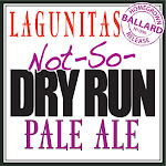 Lagunitas Not-So-Dry-Run Pale Ale