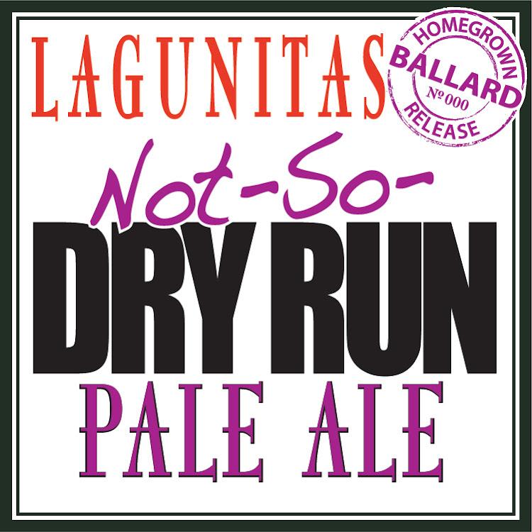 Logo of Lagunitas Not-So-Dry-Run Pale Ale