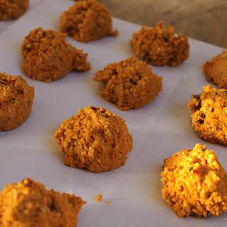 Kefir-Fermented Oat-Pumpkin Cookies