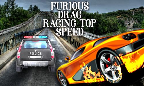 Furious Drag Racing Top Speed screenshot 0
