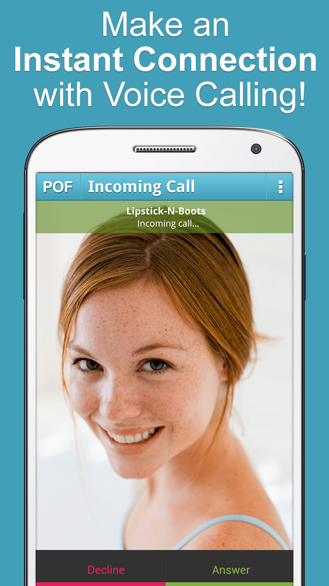 POF Free Dating App screenshot #8