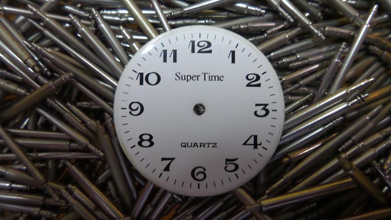 Orologio senza lancette di Dido2008
