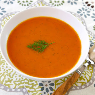 Norene Gilletz's Carrot and Sweet Potato Soup
