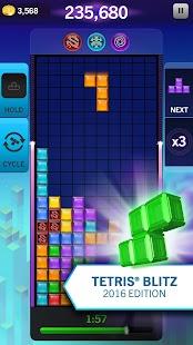 TETRIS ® Blitz Screenshot 1
