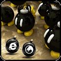 Bomb Billiards Play Fun icon