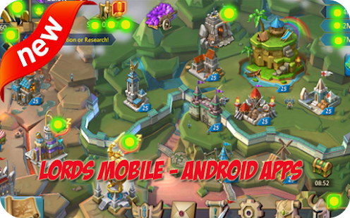 Guides for Lord Mobile - náhled