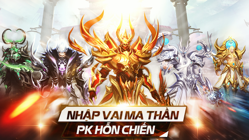 Thiu00ean Khu1edfi Chi Mu00f4n - Ma Kiu1ebfm Ku1ef7 Nguyu00ean 1.0 screenshots 1