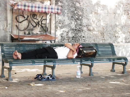 Sleeping di honO