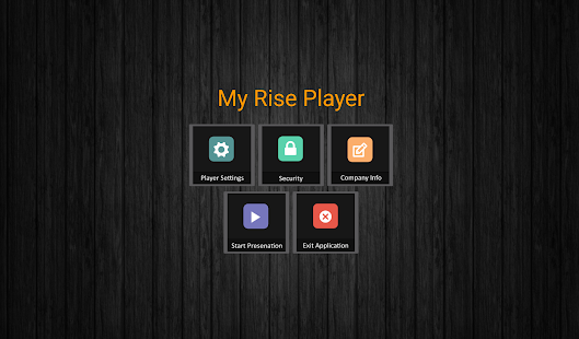 My Rise Player- screenshot thumbnail