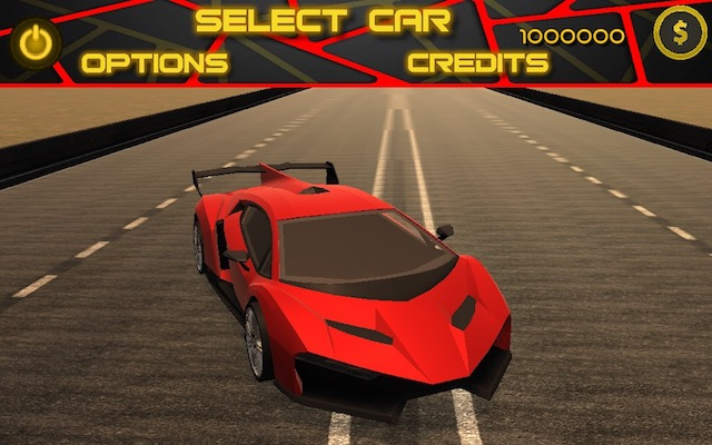 Racing Car Game Bomb - Chrome Web Store