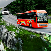 Bus Simulator : Bus Hill Driving game