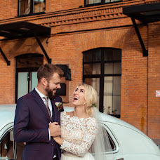 Wedding photographer Elizaveta Kor (ElkArtW). Photo of 23.10.2018