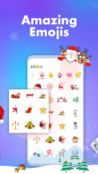 Hello Launcher - Love Emoji & 3D Wallpapers, GIFs APK screenshot thumbnail 3