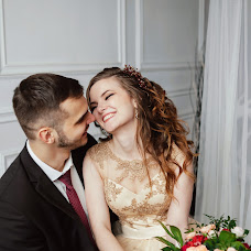 Wedding photographer Arina Zakharycheva (arinazakphoto). Photo of 15.02.2018
